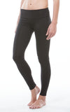 Side View | BLACK | ACTIVE LEGGING