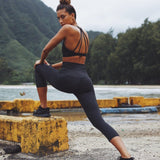 Black yoga pants