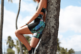Wild Orchid | Iolani Bike Short