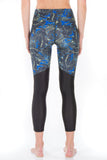 Midnight Jungle | Moana Legging