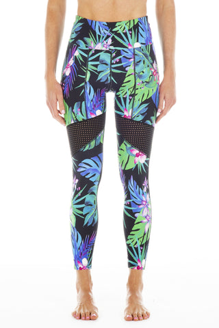 Wild Orchid | Moana Activewear Leggings