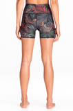 Hawaiian Jungle | Nohea High Waist Short