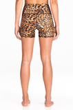 Leopard | Nohea High Waist Short