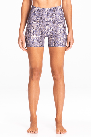 Snake | Nohea High Waist Biker Short