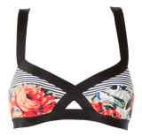 Summer Rose | Makani Bralette - WITH LOVE FROM PARADISE