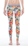 Front | SUMMER ROSE | LEGGING