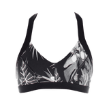 Taro Leaf | Lehua Sports bra - WITH LOVE FROM PARADISE