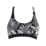 Taro Leaf | Nanea Sports bra - WITH LOVE FROM PARADISE