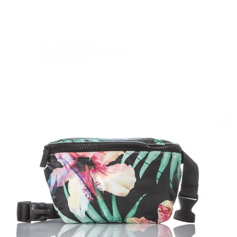 WLFP + ALOHA Collection MINI HIP PACK | HIBISCUS/PALM