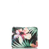 WLFP + ALOHA Collection SMALL POUCH | HIBISCUS/PALM