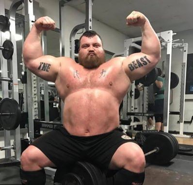 Eddie Hall CBD