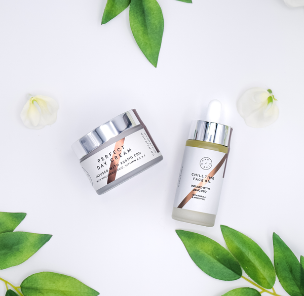 Maah Skin Double Dose Hemp UK Skincare Set