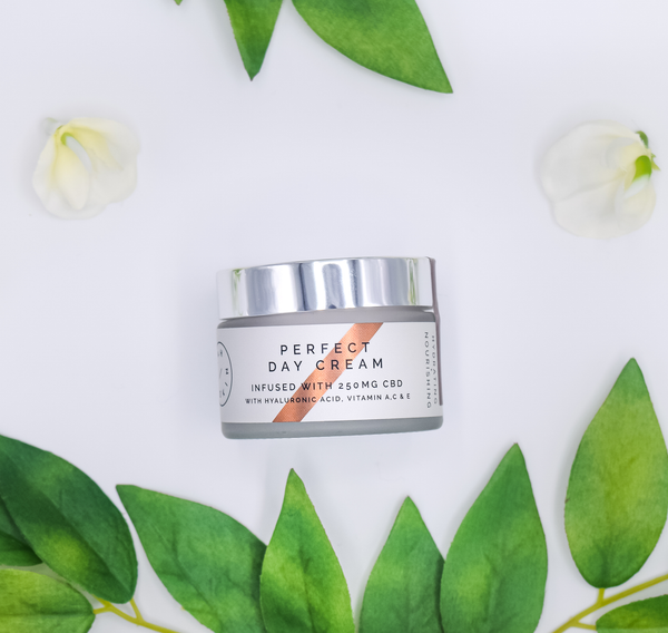 Maah Skin Perfect Day Cream Hemp UK Face Cream