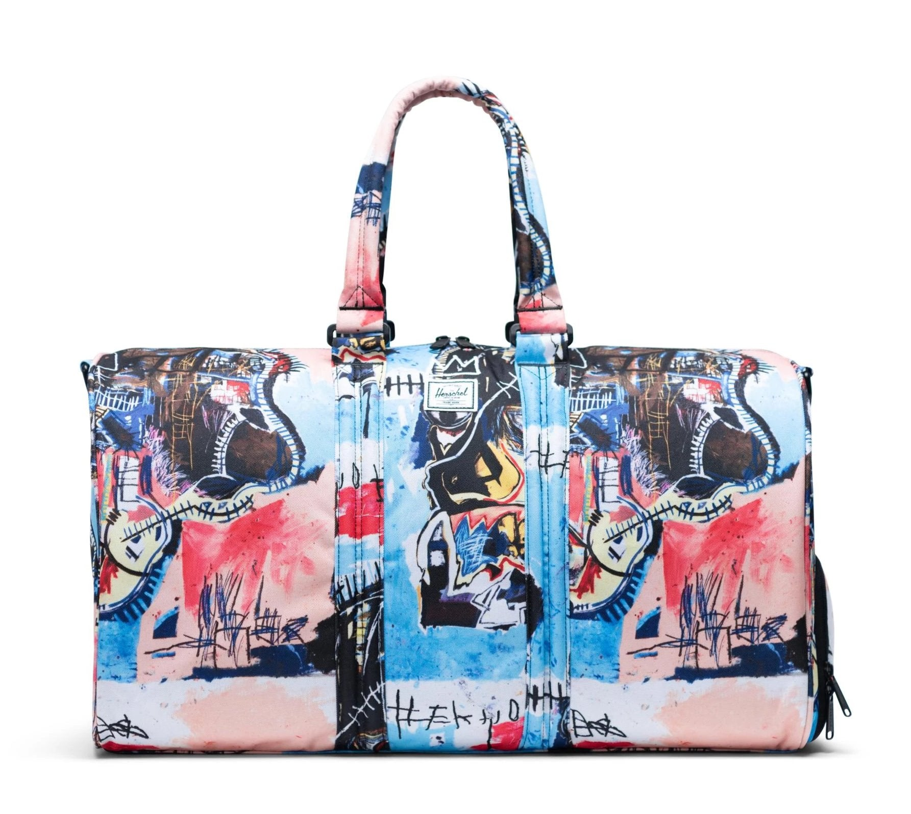 Herschel x Basquiat Novel Duffle - The Brant Foundation Shop