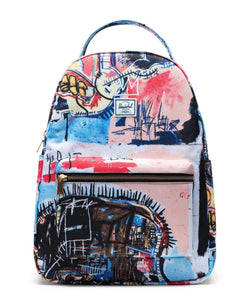 Herschel x Basquiat Nova Backpack - Mid-Volume