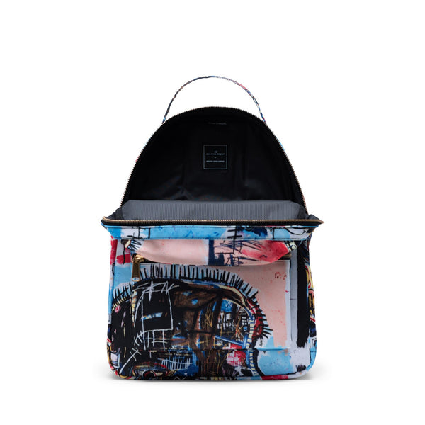 Herschel x Basquiat Nova Backpack - Mid-Volume - The Brant Foundation Shop