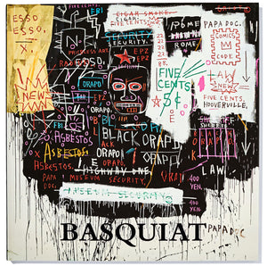 Basquiat: Museum Security (Broadway Meltdown) - The Brant Foundation Shop
