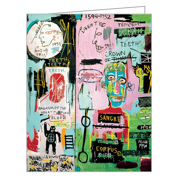 Jean-Michel Basquiat QuickNotes - The Brant Foundation Shop