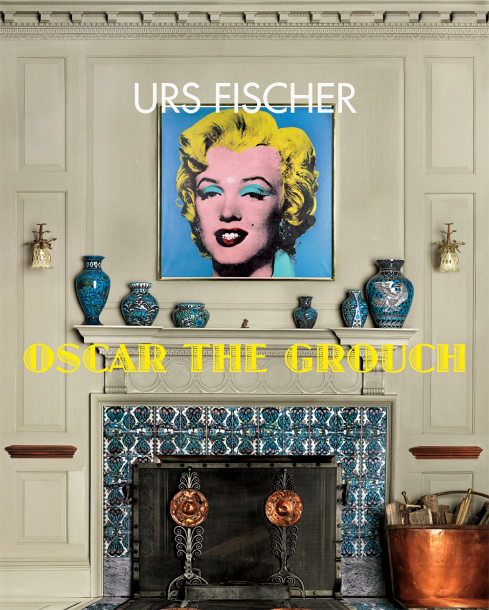 Urs Fischer Oscar the Grouch - The Brant Foundation Shop