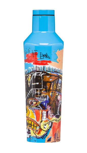 Basquiat 16oz. Canteen - The Brant Foundation Shop