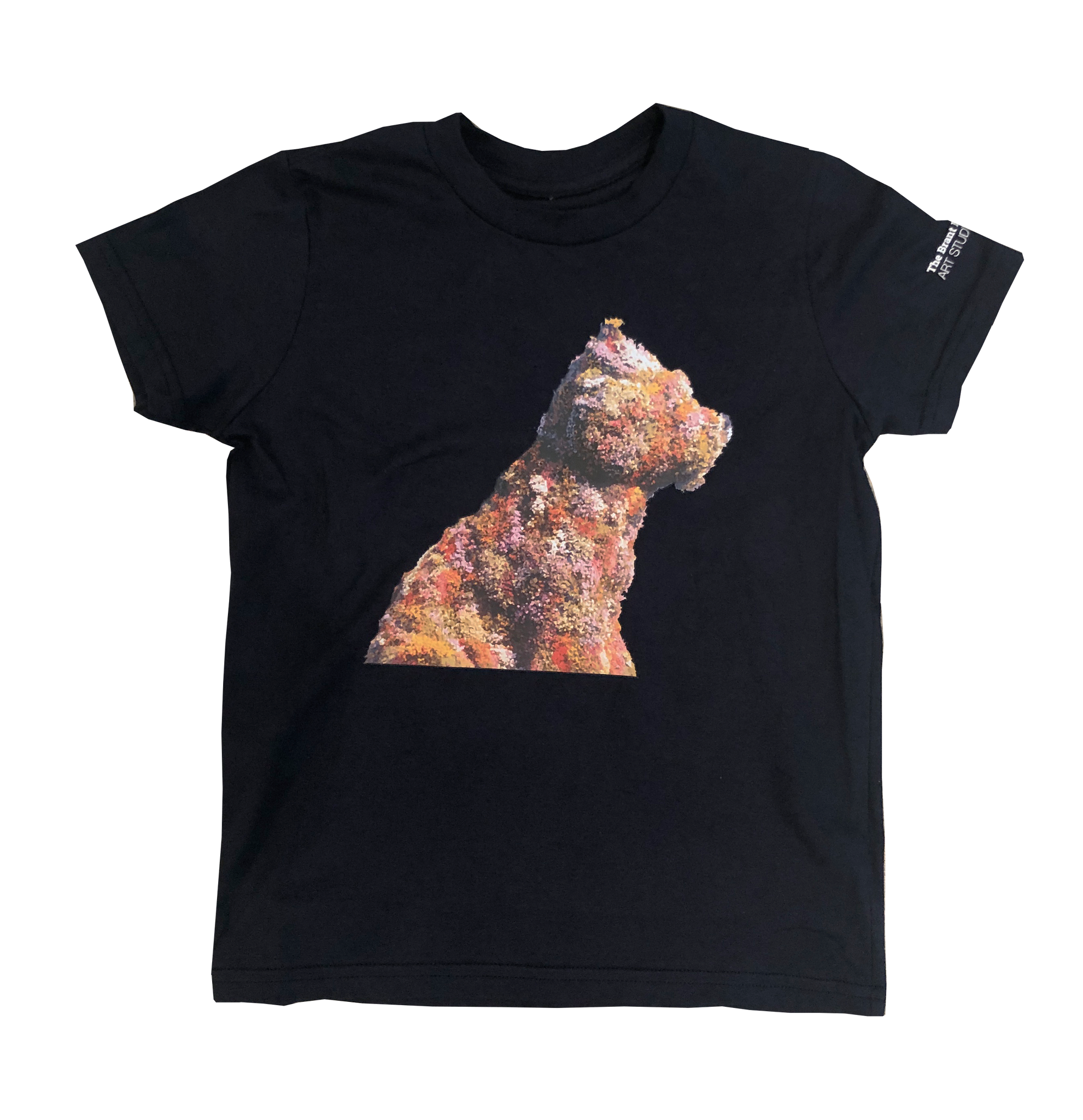 Jeff Koons Puppy T-Shirt (Kids) - The Brant Foundation Shop