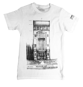 Brant Foundation East Village | NY Unisex T-Shirt - The Brant Foundation Shop