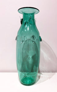 Drip Vase Large in Emerald - The Brant Foundation Shop