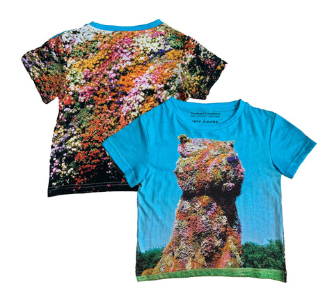 Jeff Koons T-Shirt - Allover Puppy Print