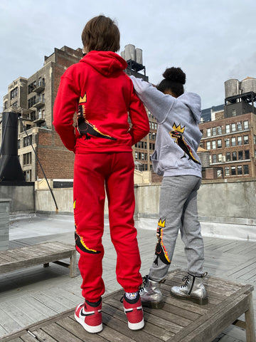 "Basquiat ""Pez"" Sweatpants (Kids)"