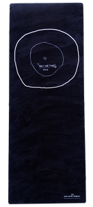 "Jean-Michel Basquiat ""Now's The Time"" Yoga Mat - The Brant Foundation Shop"