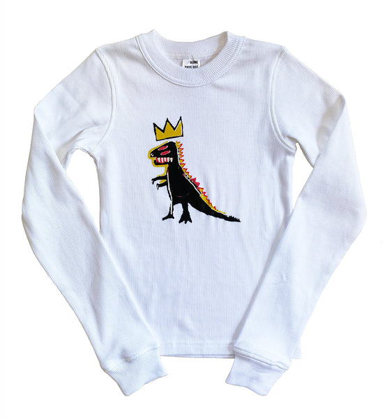 "Basquiat ""Pez"" Pajama Set (Kids)"