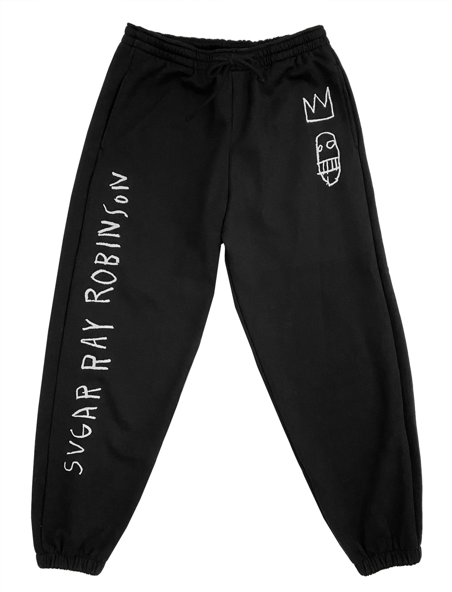"Basquiat ""Sugar Ray"" Unisex Sweatpants (Adult)"