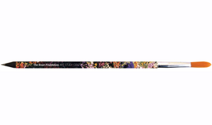 Koons Puppy Paintbrush Pencil - The Brant Foundation Shop