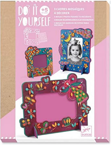 DJECO DIY Fairy-Like Frames Craft Kit