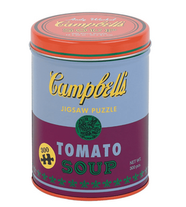 Andy Warhol Soup Can Puzzle - The Brant Foundation Shop