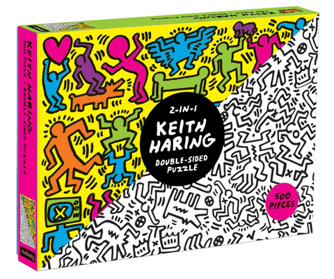 Keith Haring Puzzle - The Brant Foundation Shop