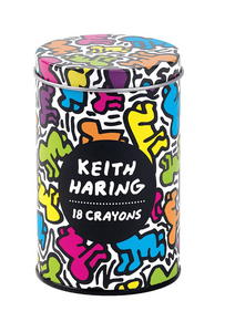 Keith Haring Crayon Set - The Brant Foundation Shop