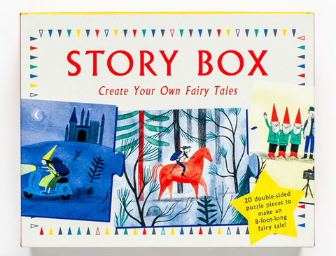 Story Box: Create Your Own Fairytale - The Brant Foundation Shop