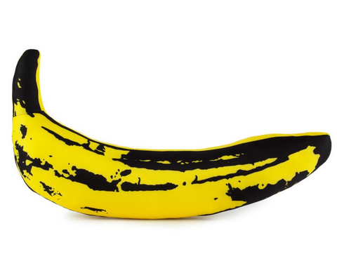 Andy Warhol Banana Plush