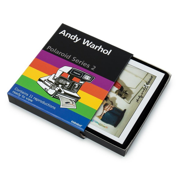 Andy Warhol Polaroid Series 2 - The Brant Foundation Shop