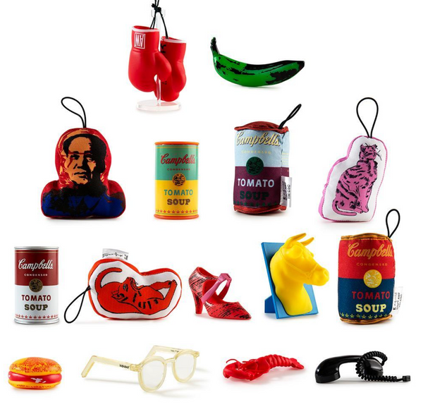 Andy Warhol Campbell's Soup Can Mystery Figure Series 2 - The Brant Foundation Shop