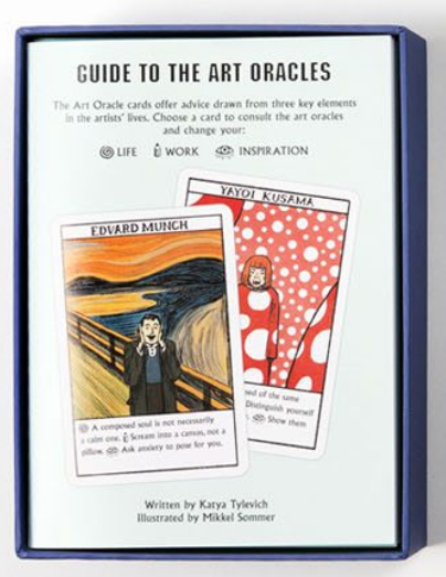 Art Oracles Artist Cards - The Brant Foundation Shop