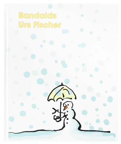 Urs Fischer: Bandaids - The Brant Foundation Shop