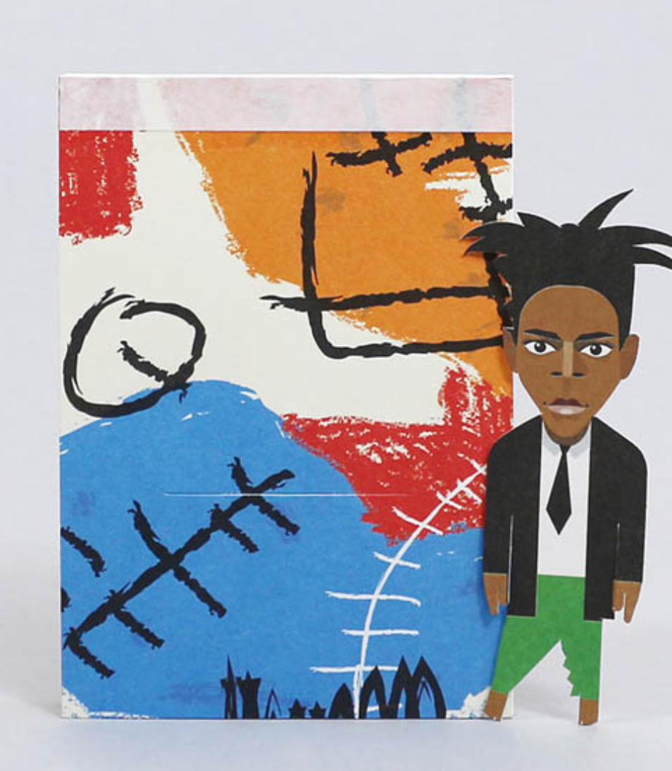 Jean-Michel Basquiat Pocket Sketchbook