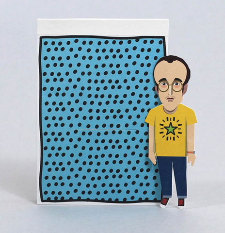Keith Haring Pocket Sketchbook