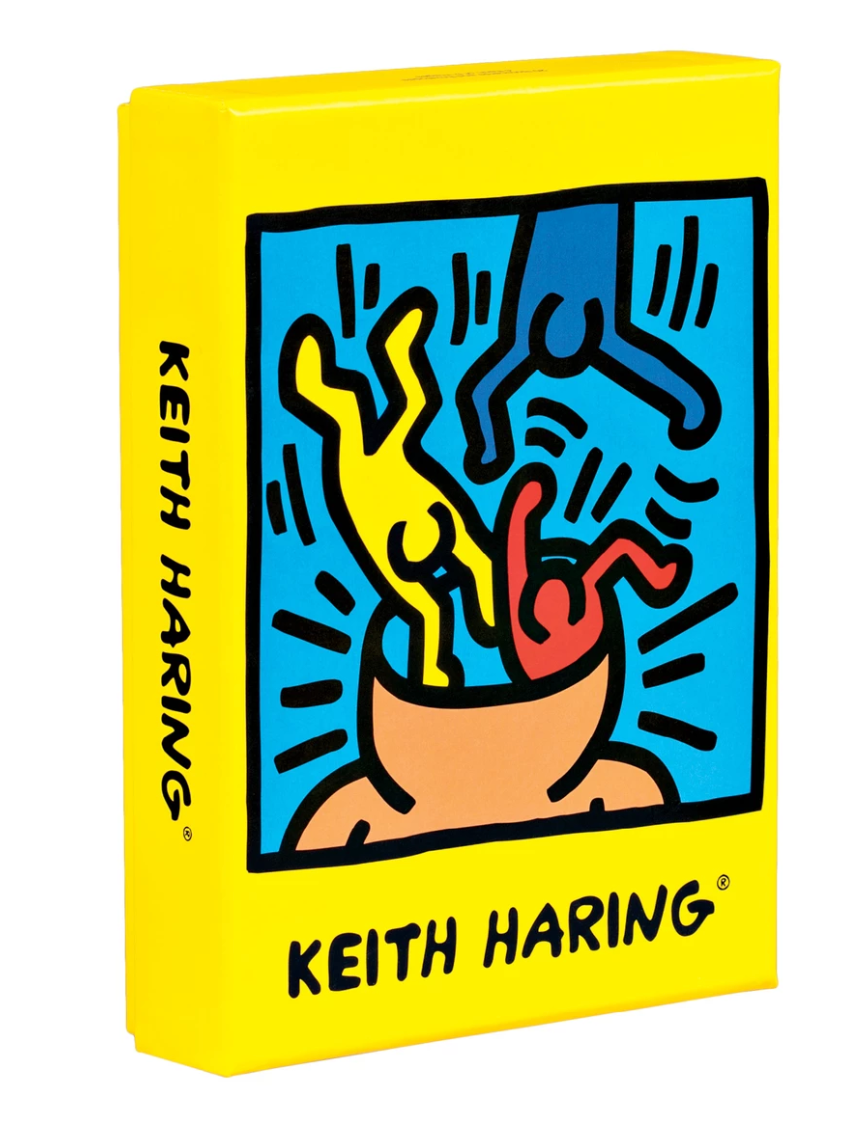 Keith Haring Notecard Box - The Brant Foundation Shop