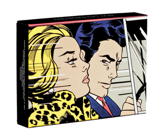Roy Lichtenstein Notecard Box
