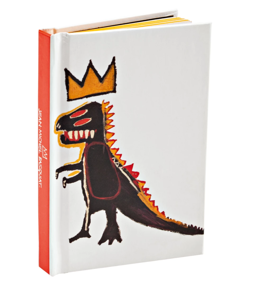Jean-Michel Basquiat Mini Notebook - The Brant Foundation Shop