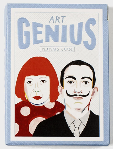 Art Genius Playing Cards - The Brant Foundation Shop