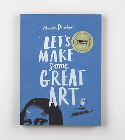 Let's Make Some Great Art - The Brant Foundation Shop